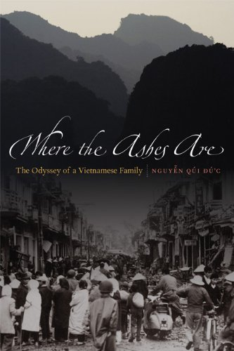 Where the Ashes Are The Odyssey of a Vietnamese Family  2009 edition cover