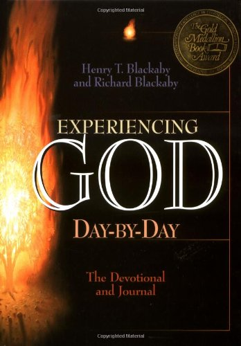 Experiencing God Day-by-Day A Devotional and Journal N/A edition cover