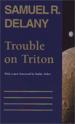 Trouble on Triton An Ambiguous Heterotopia Revised  9780819562982 Front Cover
