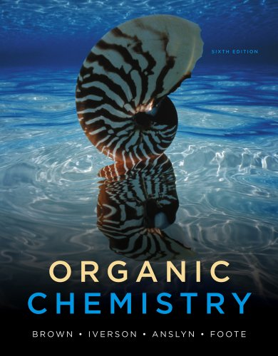 Organic Chemistry  6th 2012 edition cover