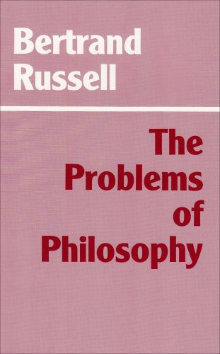Problems of Philosophy   1990 (Reprint) edition cover