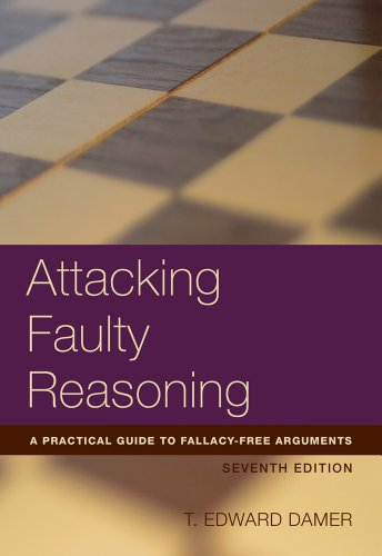 Attacking Faulty Reasoning  7th 2013 9781133049982 Front Cover