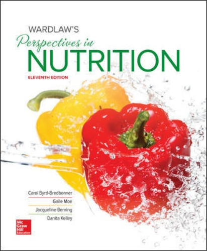 Cover art for Wardlaw's Perspectives in Nutrition, 11th Edition