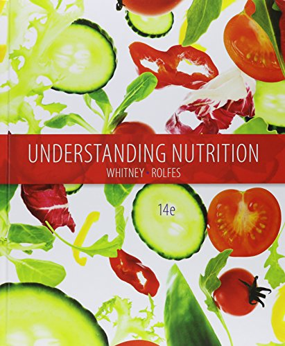 Understanding Nutrition + Diet and Wellness Plus, 1 Term 6 Month Printed Access Card:   2015 9781305622982 Front Cover