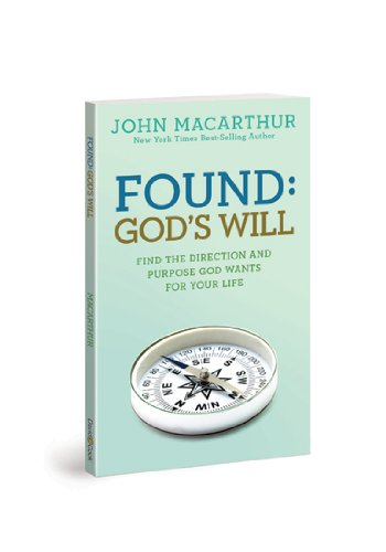 Found: God's Will  N/A edition cover