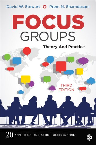 Focus Groups Theory and Practice 3rd 2015 edition cover