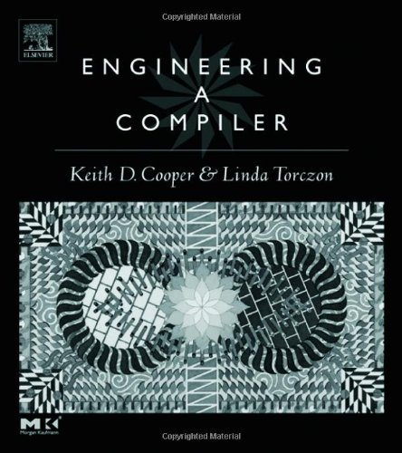 Engineering a Compiler   2003 edition cover