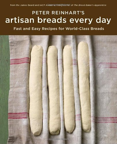 Artisan Breads Every Day Fast and Easy Recipes for World-Class Breads  2009 edition cover