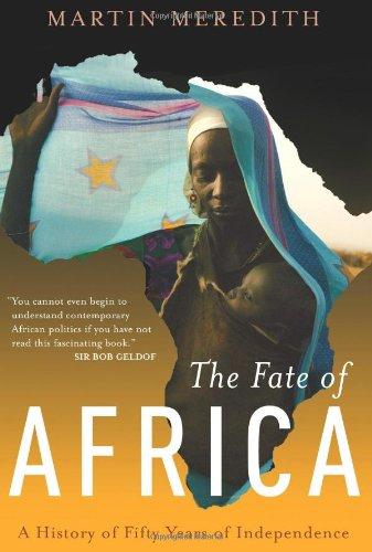 Fate of Africa A History of Fifty Years of Independence N/A edition cover