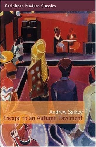 Escape to an Autumn Pavement   2009 edition cover