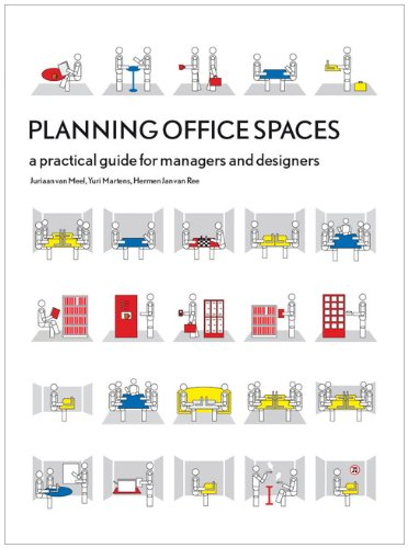 Planning Office Spaces A Practical Guide for Managers and Designers  2010 edition cover