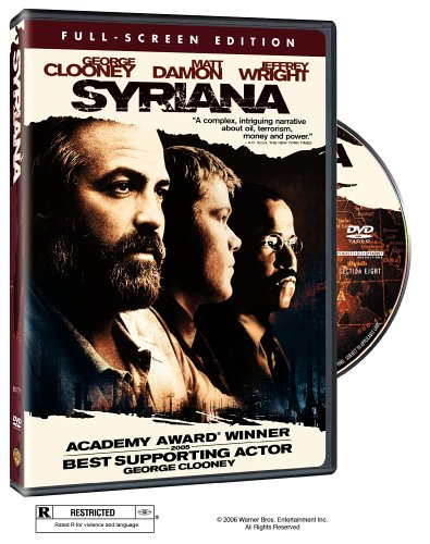 Syriana (Full Screen Edition) System.Collections.Generic.List`1[System.String] artwork