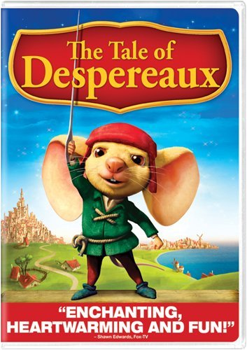 The Tale of Despereaux System.Collections.Generic.List`1[System.String] artwork