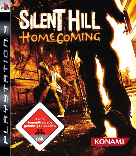 Silent Hill - Homecoming PlayStation 3 artwork