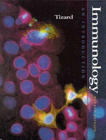 Immunology An Introduction 4th 1995 9780030041983 Front Cover