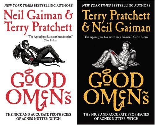 Good Omens  N/A edition cover