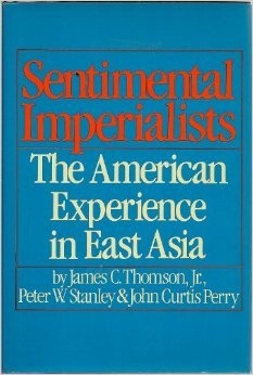 Sentimental Imperialists 1st edition cover