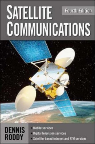 Satellite Communications  4th 2006 (Revised) edition cover