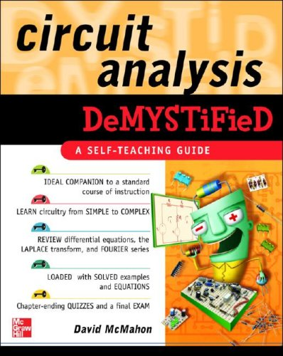 Circuit Analysis Demystified   2008 edition cover