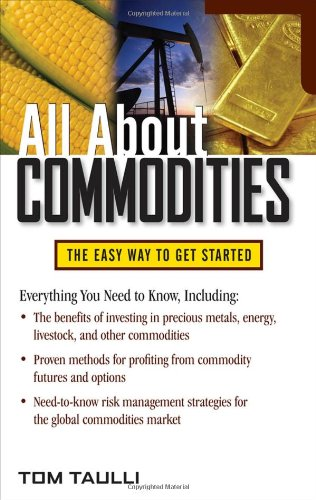 All about Commodities   2012 9780071769983 Front Cover
