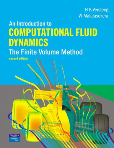 Introduction to Computational Fluid Dynamics The Finite Volume Method 2nd 2007 (Revised) edition cover