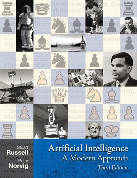 Artificial Intelligence: A Modern Approach, 3/e 3rd 9780133001983 Front Cover