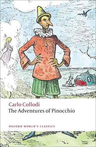 Adventures of Pinocchio   2009 edition cover