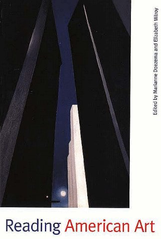 Reading American Art   1998 edition cover