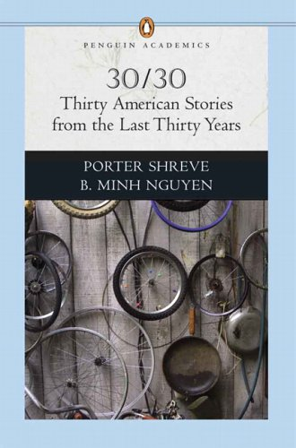 30/30 Thirty American Stories from the Last Thirty Years  2006 9780321338983 Front Cover