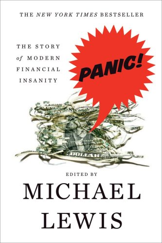 Panic! The Story of Modern Financial Insanity  2009 edition cover