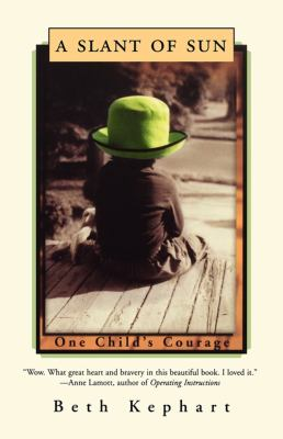 Slant of Sun One Child's Courage N/A 9780393340983 Front Cover
