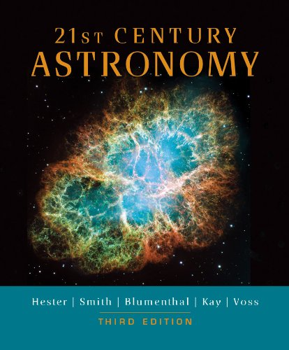 21st Century Astronomy  3rd 2010 edition cover
