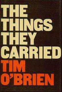 Things They Carried   1990 edition cover