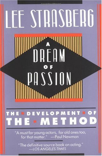 Dream of Passion The Development of the Method  1988 edition cover
