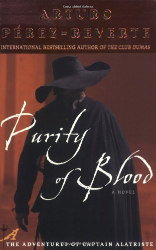 Purity of Blood  N/A edition cover