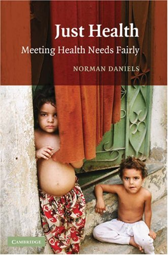 Just Health Meeting Health Needs Fairly  2008 edition cover