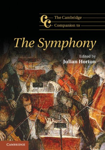 Cambridge Companion to the Symphony   2012 9780521884983 Front Cover