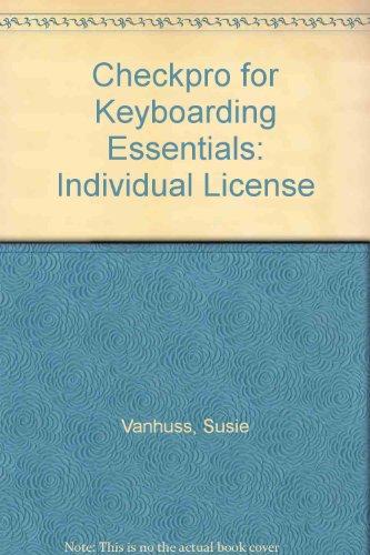 Pkg Ckpro Kybd Essent, Ind Lic   2005 edition cover
