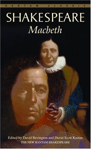 Macbeth   1980 9780553212983 Front Cover