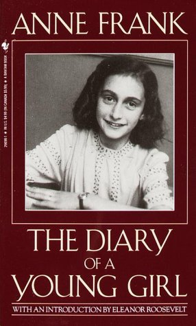 Diary of a Young Girl   1952 edition cover