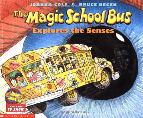 Explores the Senses   1999 edition cover