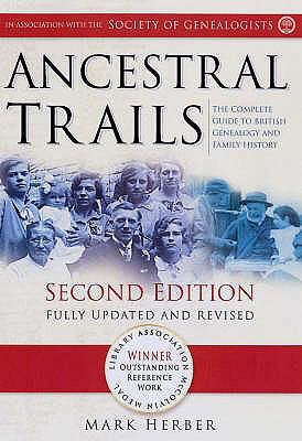 Ancestral Trails N/A 9780750941983 Front Cover