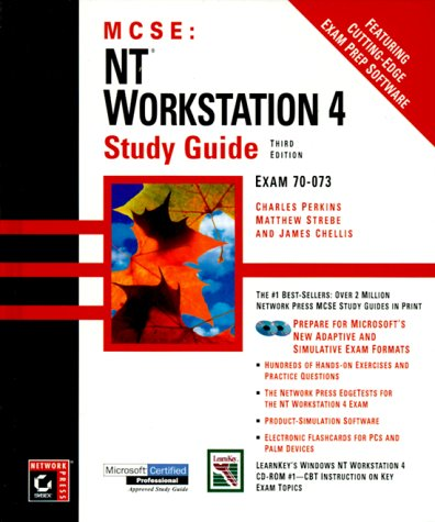 NT Workstation 4 Study Guide 3rd 2000 (Student Manual, Study Guide, etc.) 9780782126983 Front Cover