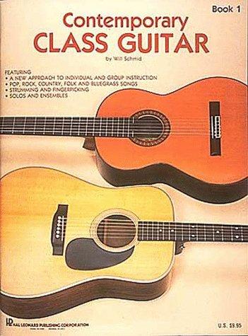 Contemporary Class Guitar  N/A edition cover