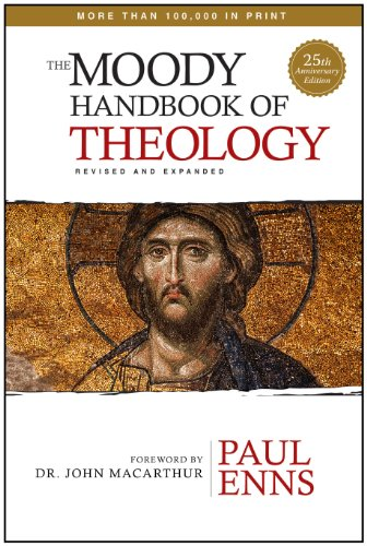 Moody Handbook of Theology  N/A edition cover