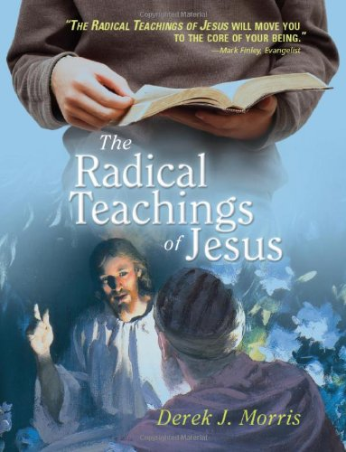 Radical Teachings of Jesus   2009 edition cover