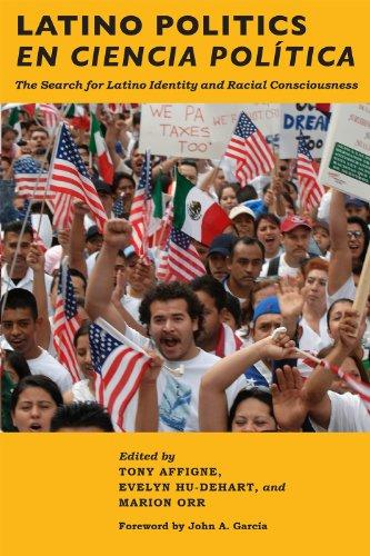 Latino Politics en Ciencia Pol�tica The Search for Latino Identity and Racial Consciousness  2014 edition cover