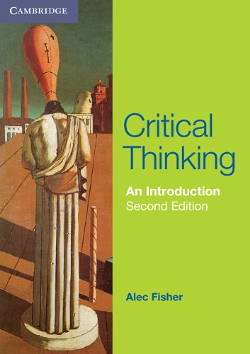 Critical Thinking An Introduction 2nd 2011 edition cover
