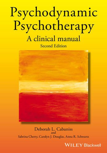Psychodynamic Psychotherapy A Clinical Manual 2nd 2017 9781119141983 Front Cover