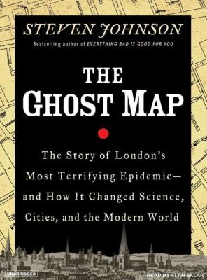 Ghost Map Unabridged 9781400102983 Front Cover